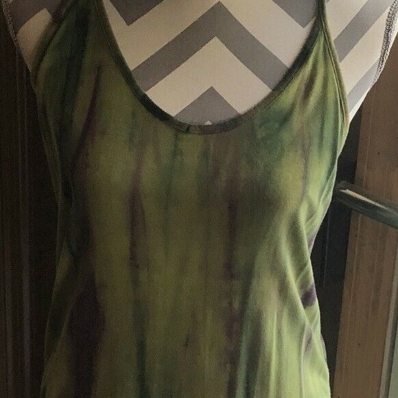 Xhilaration Dresses & Skirts - XHILARATION TIE DYE DRESS Preowned Good Condition